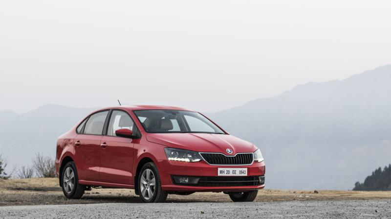 Skoda Rapid TSI Automatic to be introduced in India on 17 September