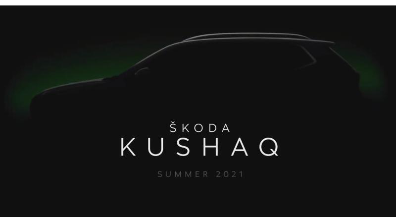 Skoda Kushaq global debut on 18 March