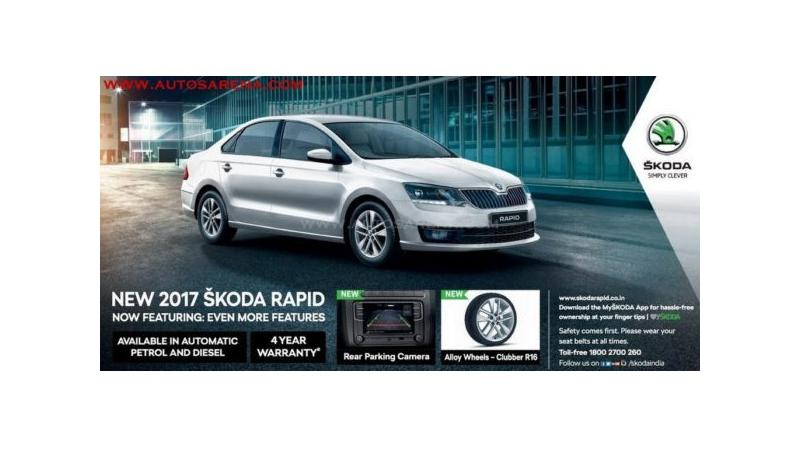 Skoda to update Rapid automatic with new features soon