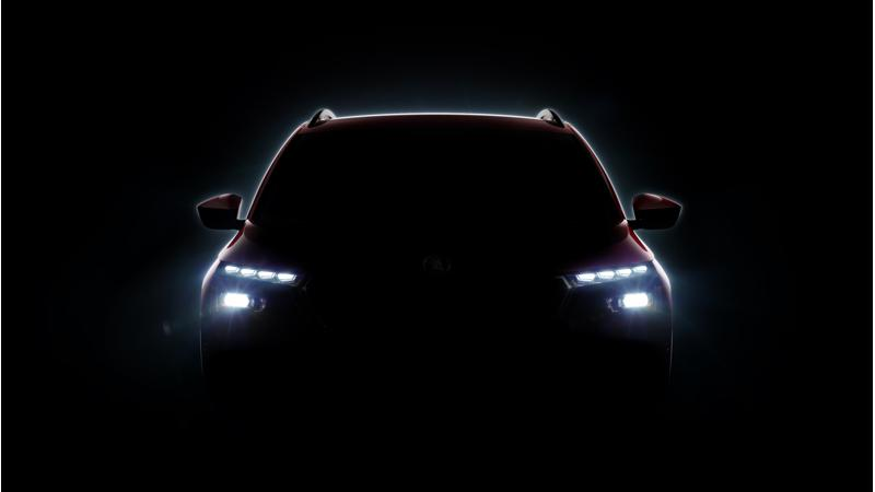 New crossover concept from Skoda to be showcased at Geneva 2019