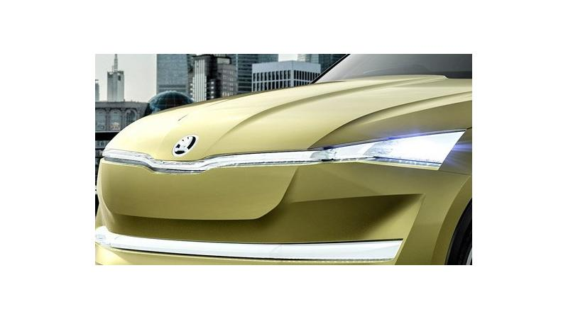 Skoda looks to build an all-electric sports car