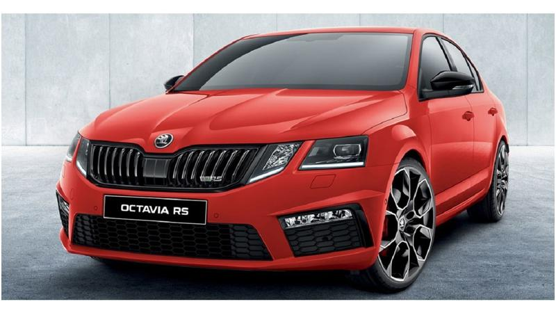 Skoda to open bookings for Octavia RS 245 on 1 March; limited to just 200 units