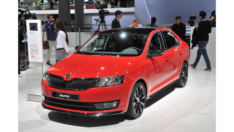 Skoda commences bookings for Rapid AT