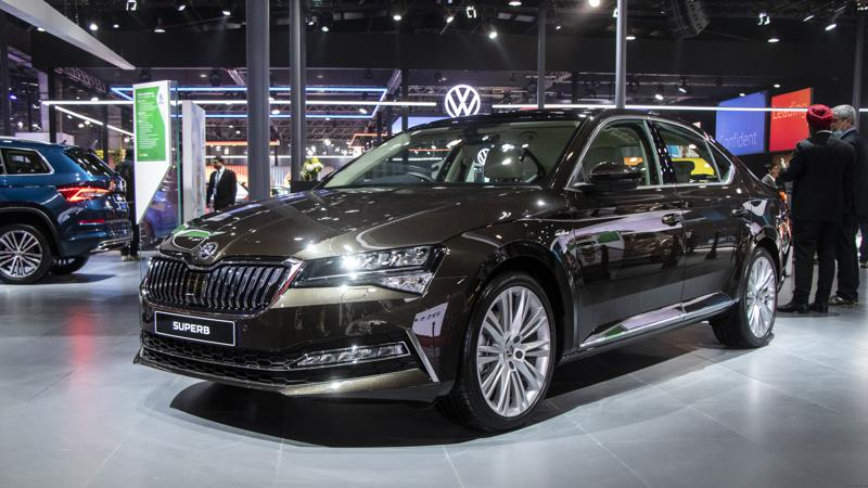 Skoda launches BS6 Superb in India at Rs 29.99 lakhs