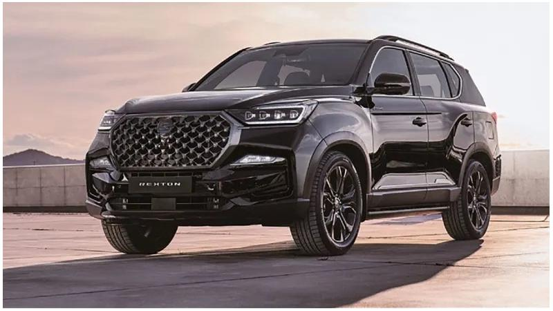 2021 SsangYong Rexton teased online; India launch next year