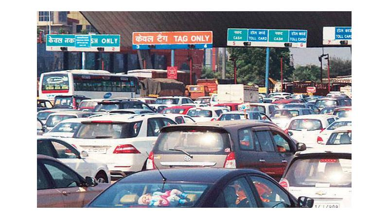 India to get GPS-based toll collection system within a year