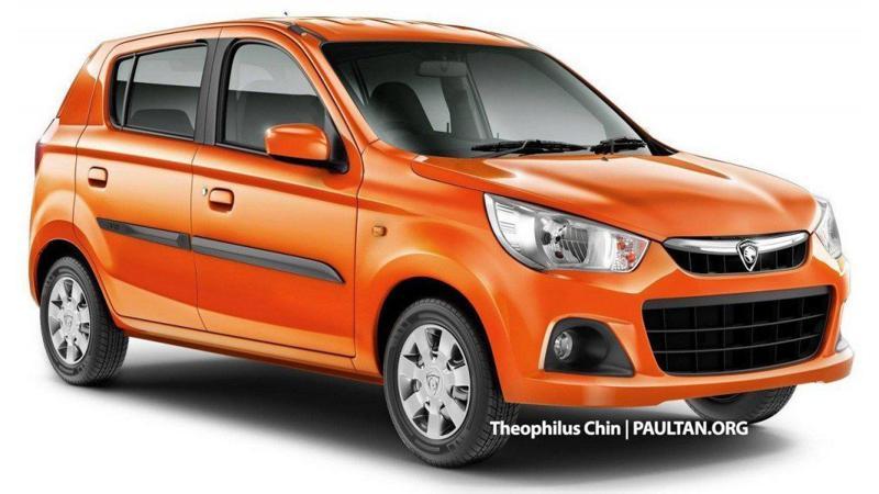 Suzuki assists Proton to develop Alto-like car in Malaysia