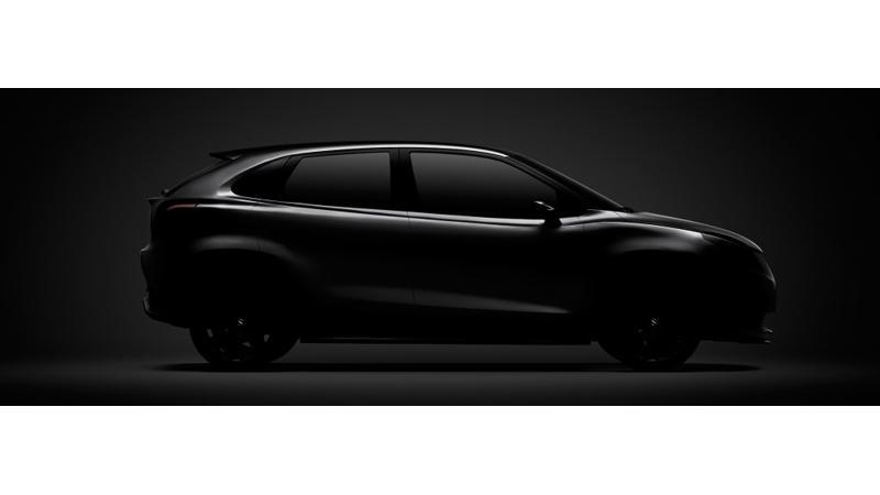 Suzuki iK-2 hatchback concept (YRA) teased; to debut in Geneva