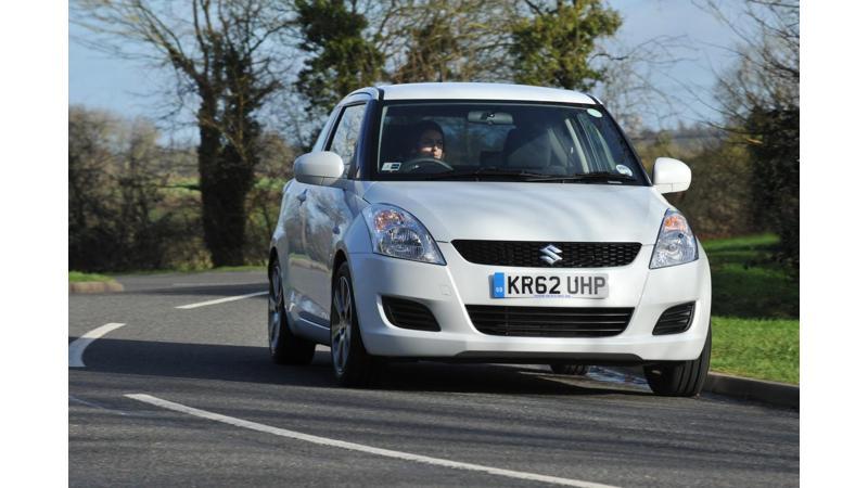 Suzuki launches limited edition Swift SZ-L in UK