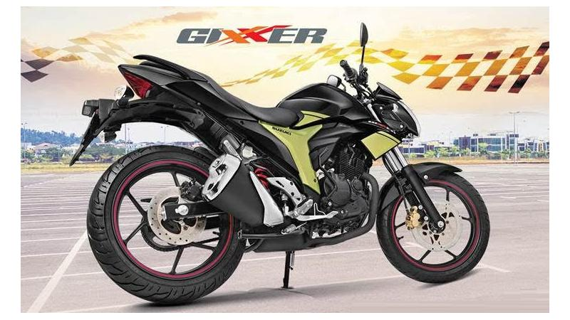 Suzuki to launch Gixxer rear disc brake variant on April 15