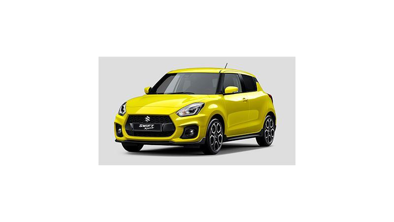 Suzuki reveals the new Swift Sport, debut at Frankfurt