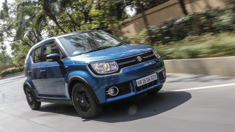 Suzuki to launch new Ignis in Indonesia soon