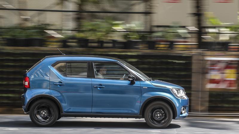 Maruti Suzuki Ignis sells 4830 units in January