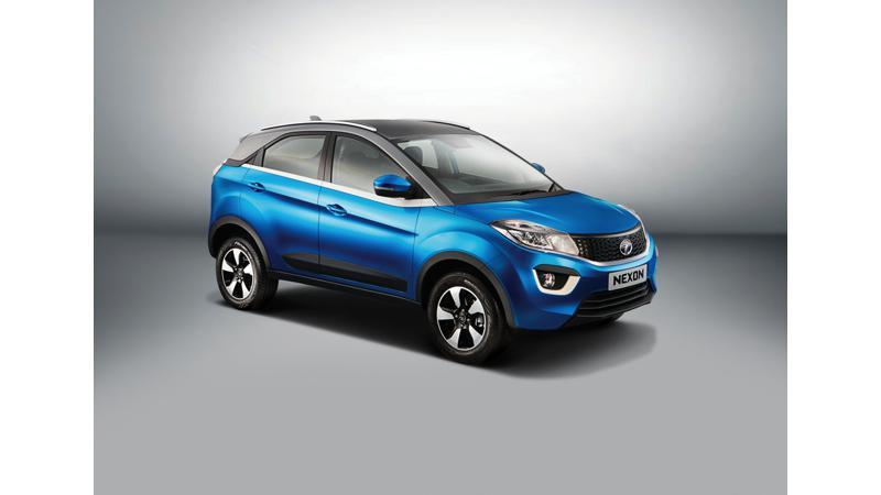 Auto Expo 2016: Tata showcases three new products