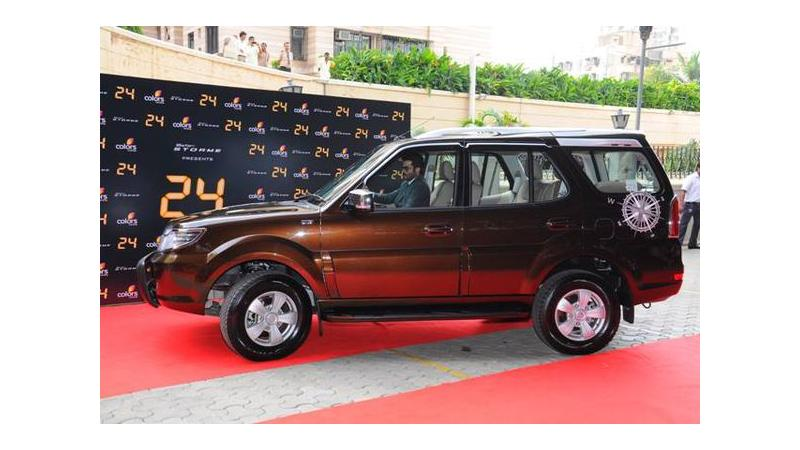 Tata Safari Storme: Anil Kapoor's car in TV series '24'