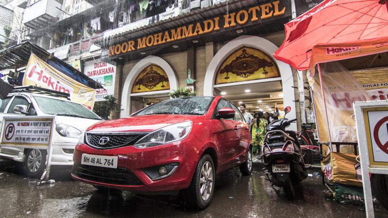 An Eid feast guide in Mumbai with the Tata Bolt