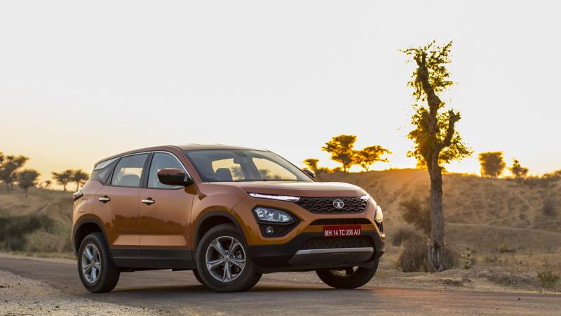 Tata Motors launches new Pentacare warranty package for the Harrier