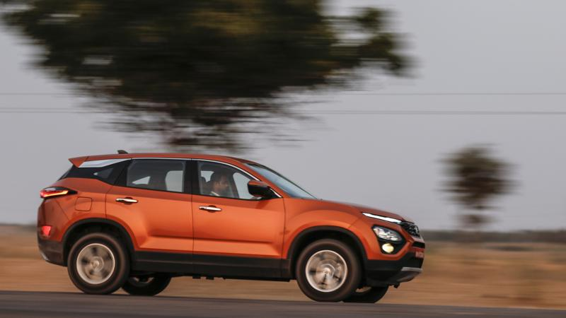 Tata Harrier get sunroof as accessory