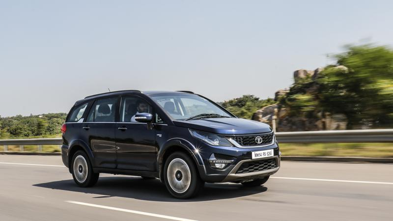 What to expect from the upcoming Tata Hexa