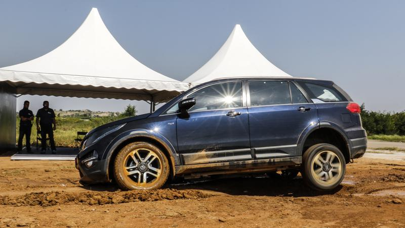 Tata Hexa might get the Varicor 320 engine for the base variant
