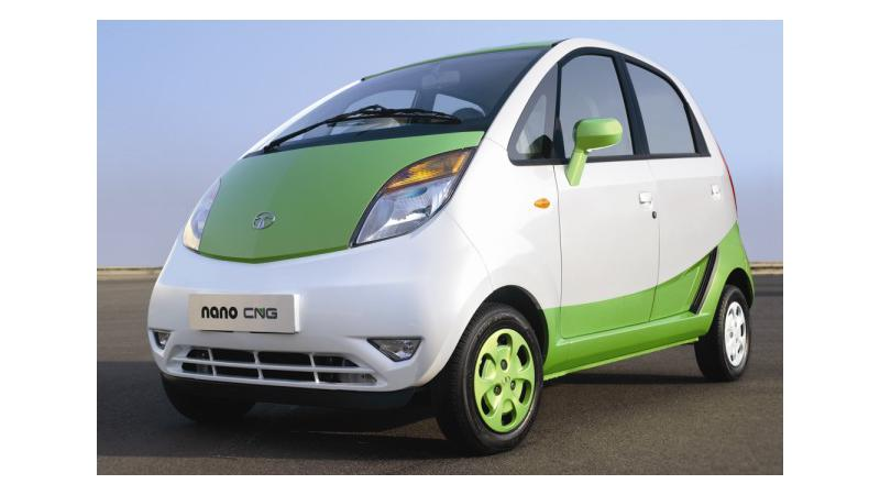 Tata Motors hoping to spark sales with the launch of Nano CNG model in India