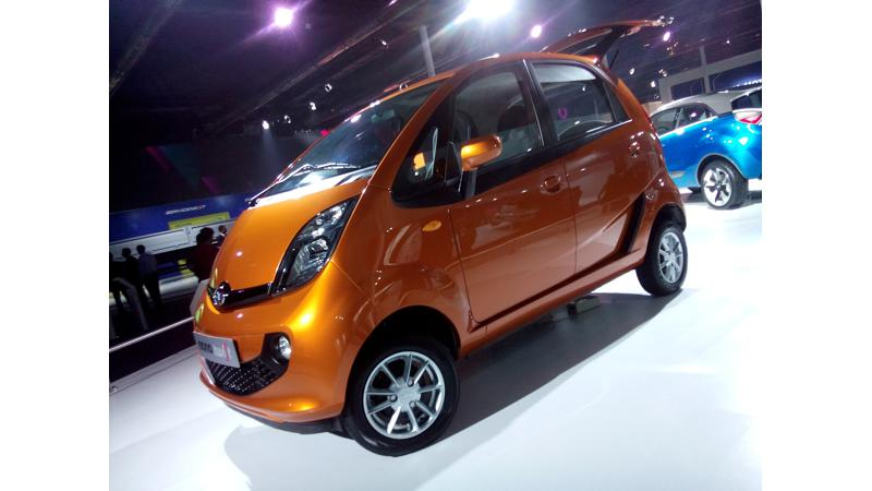 New 2014 Tata Nano to have an operational tail-door