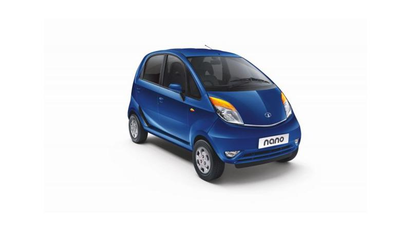 Tata Nano sets a new entry in Guinness Book of World Records