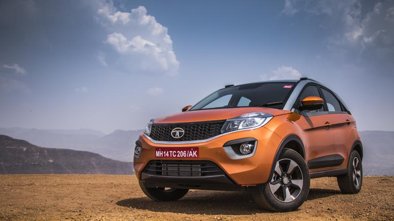 Tata Nexon AMT launched in India at Rs 9.41 lakhs
