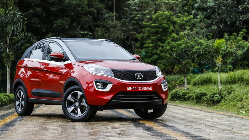 Upcoming Tata Nexon XZ variant details leaked