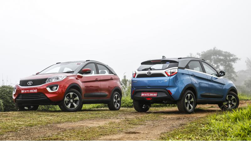 Tata rolls out 10,000 units of the Nexon from its Ranjangaon facility