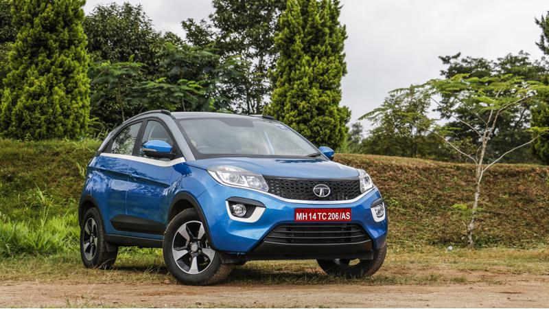 Tata to showcase Nexon AMT at the 2018 Auto Expo