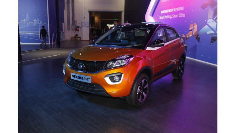 Tata to offer Nexon AMT in XZA variant