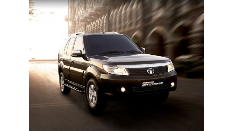Tata Safari Storme now available in Nepal at NRS 37.85 lakh