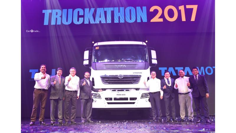 Tata Motors launches its range of commercial vehicles in Philippines