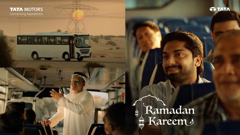 Tata Motors launches a new ad for Ramadan; strives to spread joy