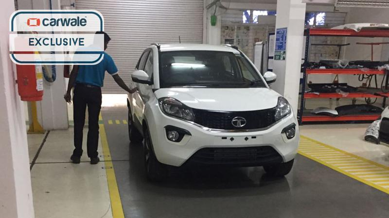 Tata Nexon production-ready, launch soon