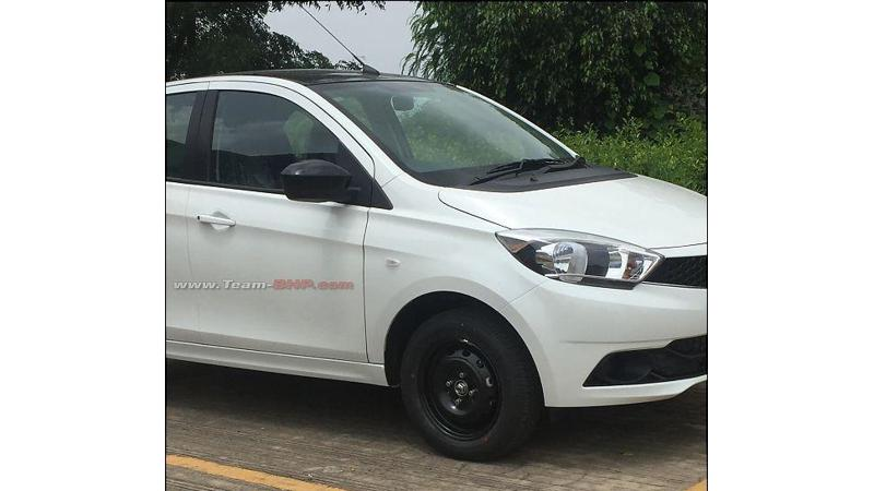 Tata Tiago Wizz Limited Edition revealed in pictures