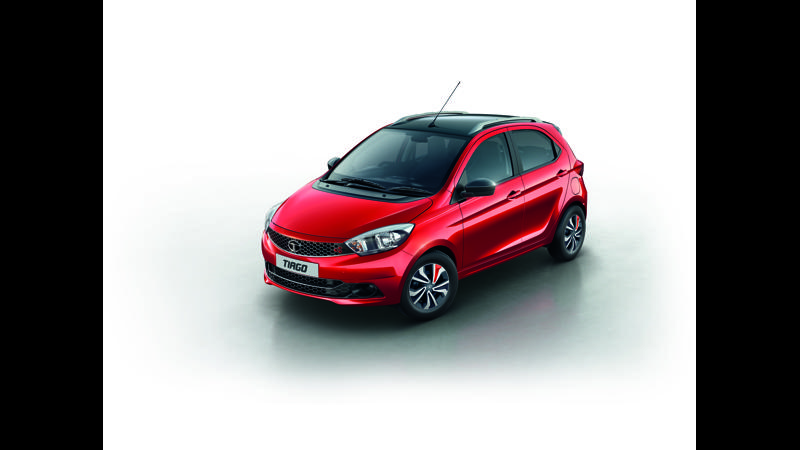 Special edition Tata Tiago Wizz launched at Rs 4.52 lakhs