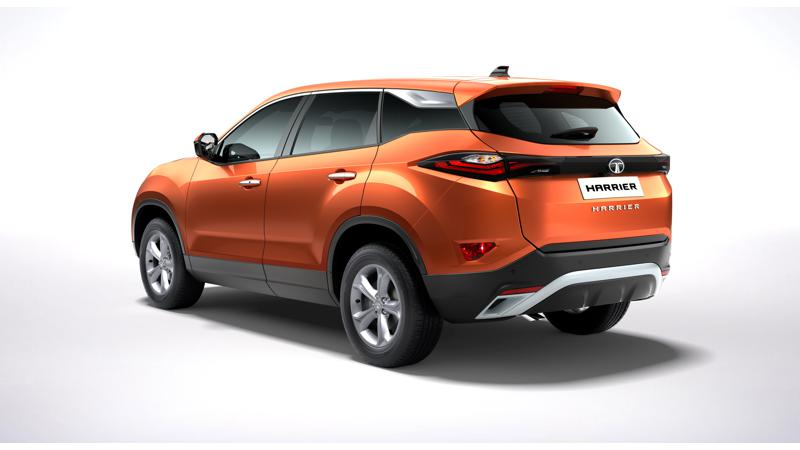 Tata Harrier spec list revealed