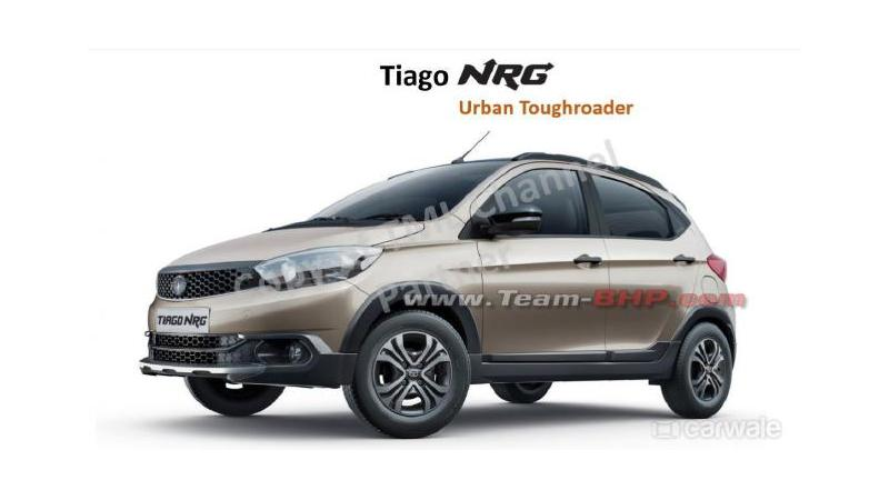 Tata Tiago NRG India launch tomorrow