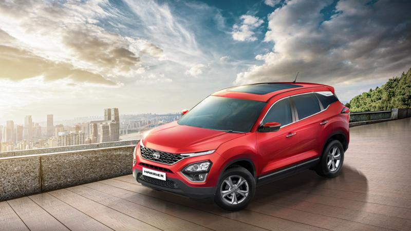 Tata Motors launches Harrier XT Plus in India at Rs 16.99 lakh