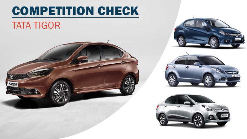 Competition Check: Tata Tigor