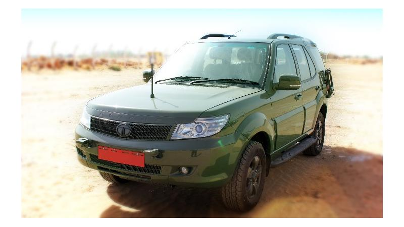 Tata to deliver 3192 Safari Storme to Indian Armed Forces