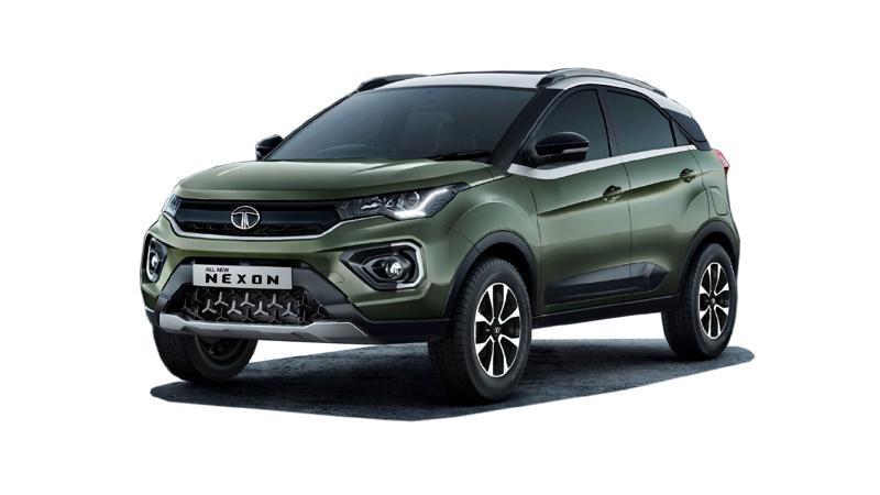 Tata Motors to launch Nexon facelift in India on 22 January