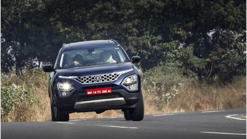 Tata Motors launches 2021 Safari in India at Rs 14.69 lakh
