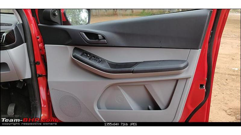 Tata fits the Tiago with redesigned door pad lock