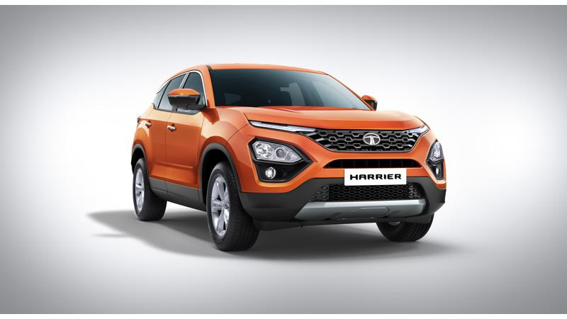 Tata Harrier officially revealed ahead of early 2019 launch