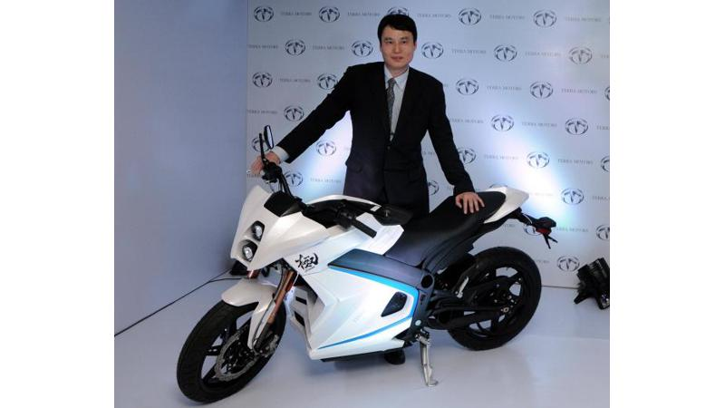 Terra Motors launches Kiwami 1000cc electric bike in India