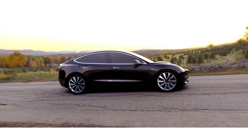 Tesla Model 3 to get 'Ludicrous' driving mode