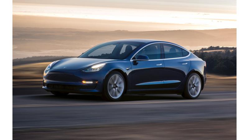 Additional details emerge for Tesla Model 3